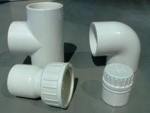 ▪ PVC Hulpstukken Wit