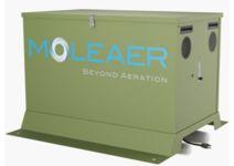 Clear Nanobubble Generator O2 ___ t.b.v. waterbassin